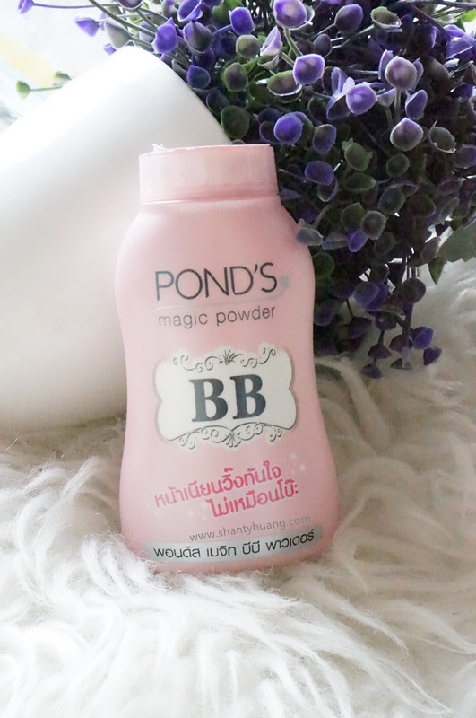 Bedak Pond's BB Magic Powder