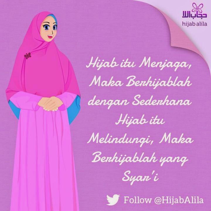 Animasi Hijab Alila | DWI LESTARI