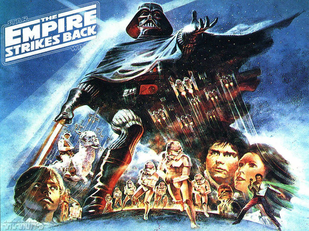 Hd Wallon Wallpaper Empire Strikes Back