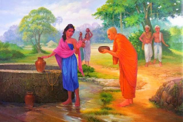 Đạo Phật Nguyên Thủy - Đường Xưa Mây Trắng - Chương 57: Chiếc bè đưa người