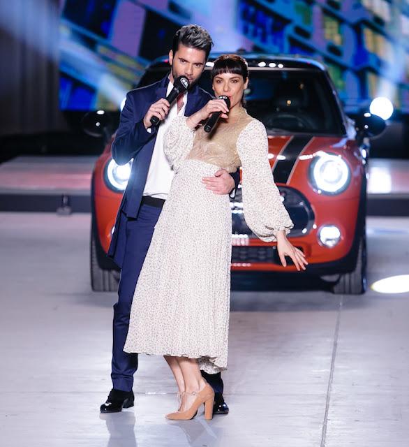 Thodoris Marantinis & Andriana Babali - Madwalk 2018