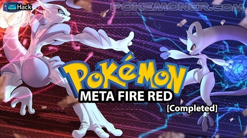 Pokemon Meta Fire Red