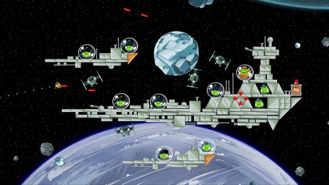 Angry Birds Star Wars - Captura 2