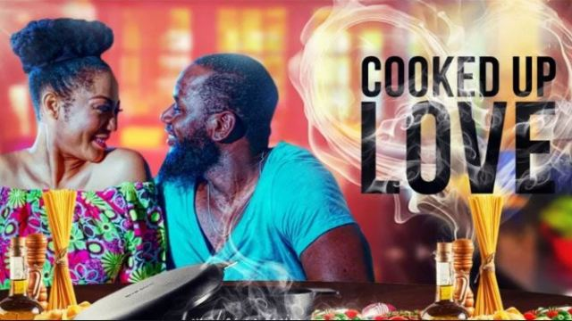 Poster for Cooked Up Love