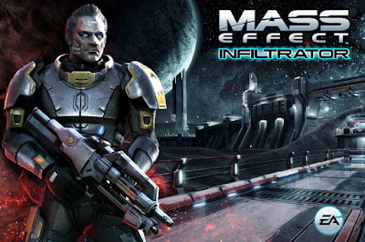 Download Game Android Gratis Mass Effect infiltrator apk + data
