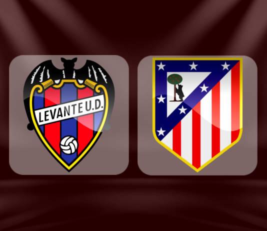 Levante vs Atletico Madrid Full Match & Highlights 25 November 2017