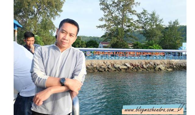 Dermaga Balohan, Sabang - Blog Mas Hendra