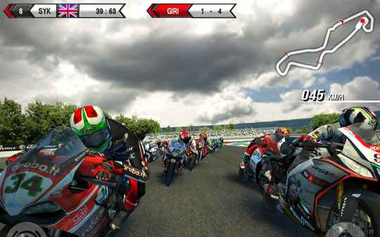 Game Motor GP Android SBK15 Official Mobile MOD APK