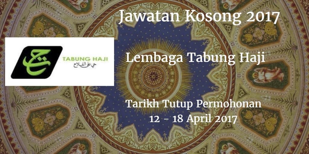 Jawatan Kosong TH 12 - 18 April 2017