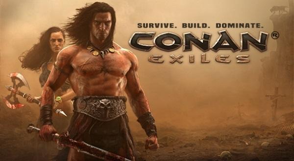 ialah game bertahan hidup di dunia terbuka Info Spesifikasi Conan Exiles (Funcom)