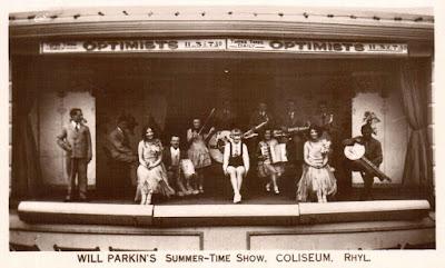 Coliseum Will Parkin