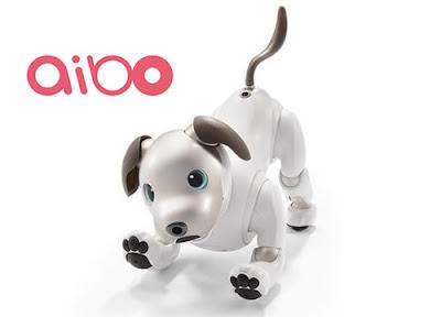 Cão robô Aibo está de volta e será lançado em uma versão sofisticada