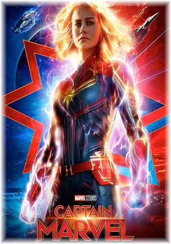 Captain Marvel 2019 Dual Audio Hindi 720p HDRip
