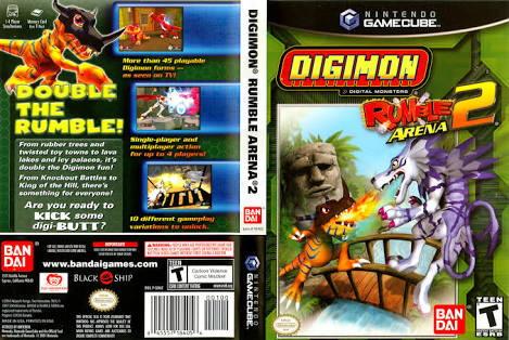 Tutorial Main Game Digimon Rumble Arena 2 Di Android