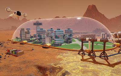 Surviving Mars Game Screenshot 5