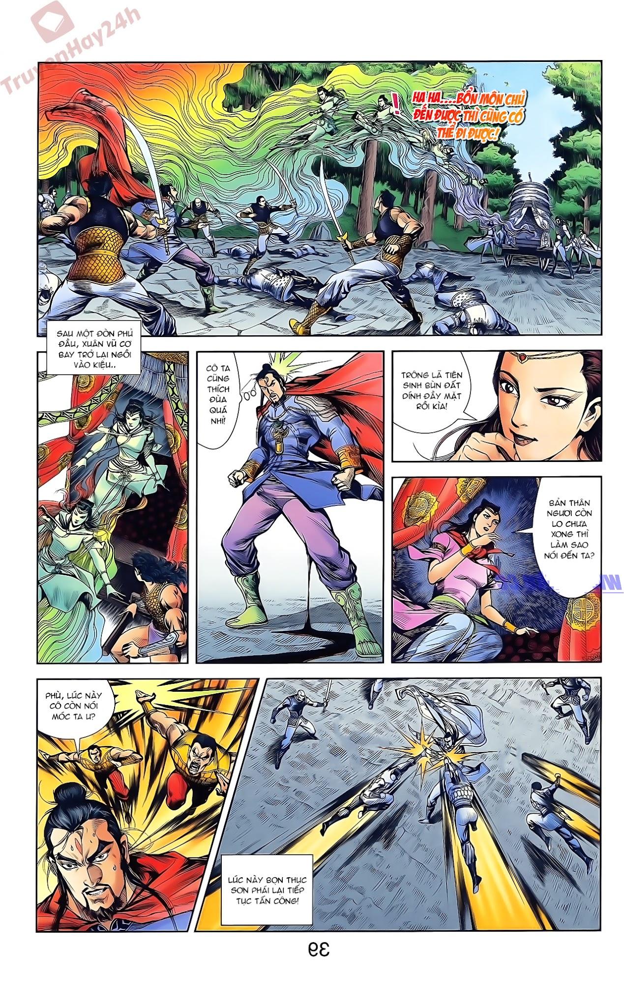 Tần Vương Doanh Chính chapter 46 trang 5