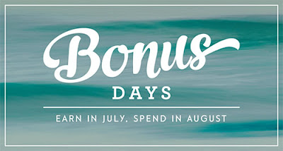 BONUS Days in July!! midnightcrafting.com