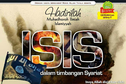 ISIS Dalam Timbangan Syariat