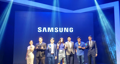 Samsung Galaxy S7 and S7 Edge Unveiled in the Philippines