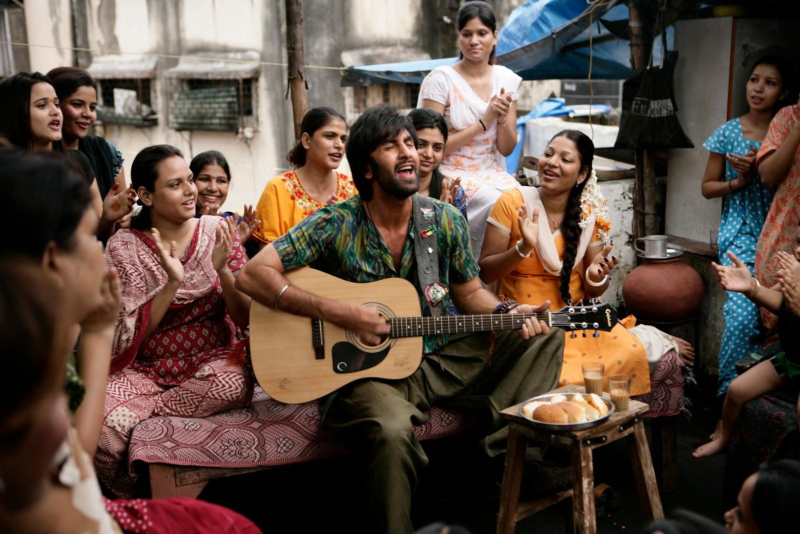 Oh So Cool Https Plus Google Com: Ranbir Kapoor In And As Rockstar