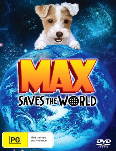 Ver Max salva al mundo (Max Saves the World) (2013) Online