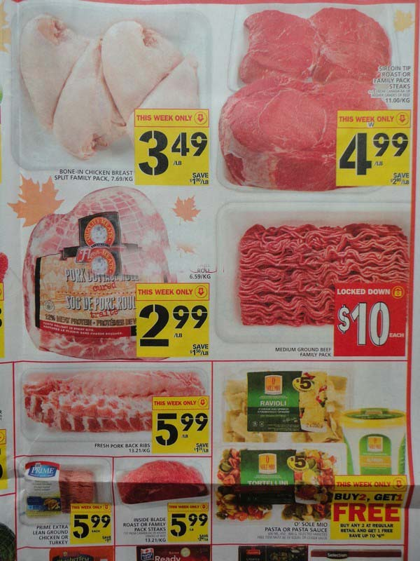Weekly Store Flyer Food Basics Flyer April 22