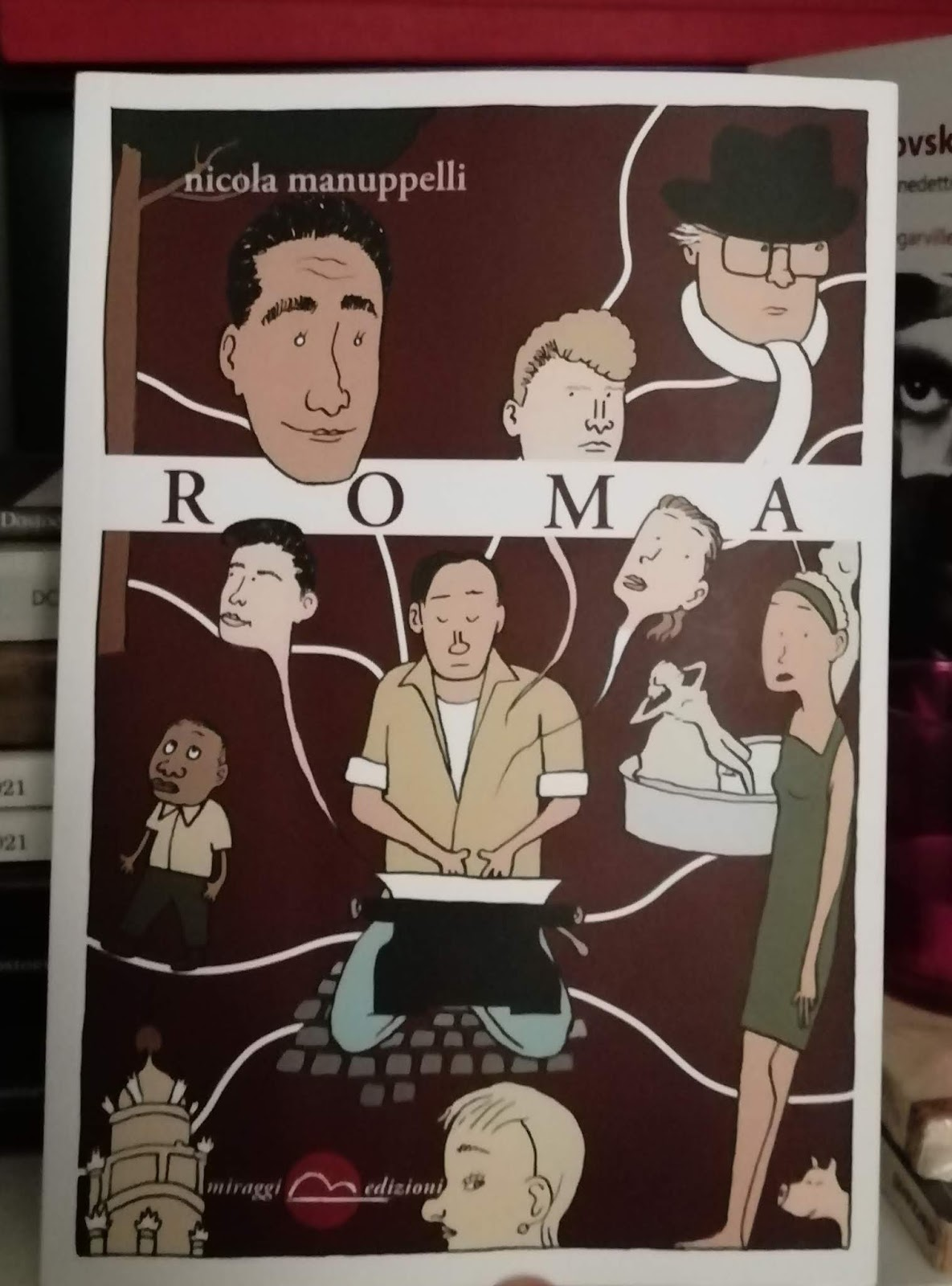 1 Tonosottosopra Sotto Il Cielo Di Roma Nicola Manuppelli
