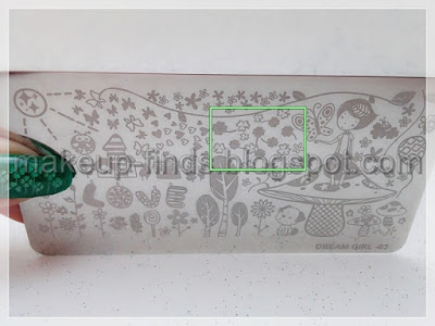 Stamping: Manicura St.Patrick'Day🍀(Dream Girl 03,04,06)