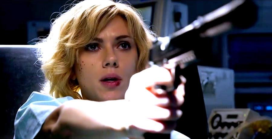 O Super Eroină Fără Scrupule: Lucy