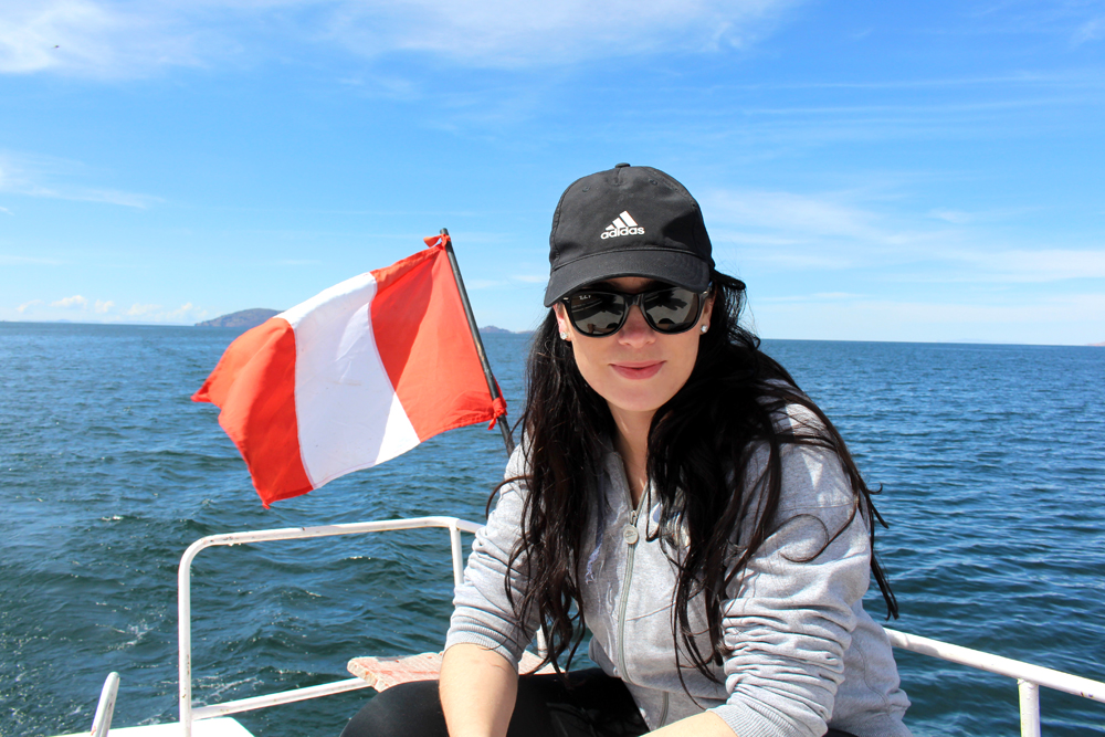 Sailing on Lake Titicaca, Peru - travel & lifestyle blog
