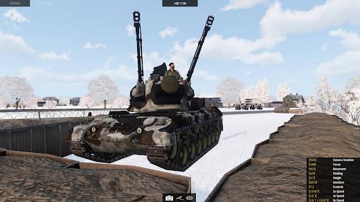 Arma3用MODのGepard 1A2