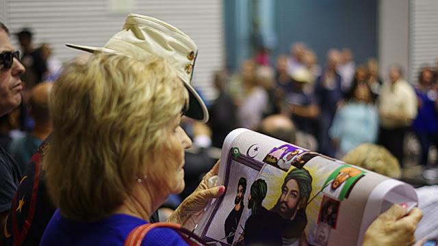 Astaghfirullah! Partai Rasis Belanda Gelar Kompetisi Kartun Nabi Muhammad