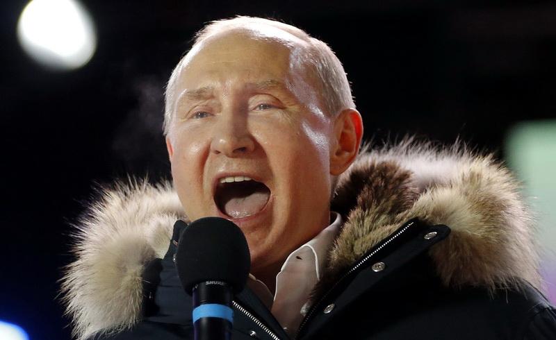 Βλαντίμιρ Πούτιν, ο αναπόφευκτος ηγέτης της Ρωσίας
