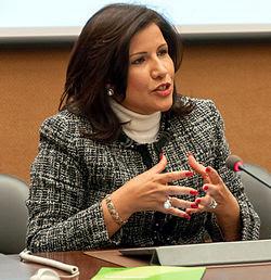 Margarita Cedeño pide respeto para el Tribunal