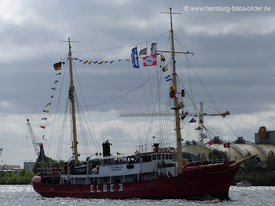 historisches Feuerschiff, Elbe 3