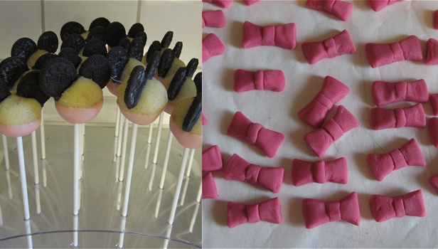 Minnie Mouse Cakepops Anleitung 2