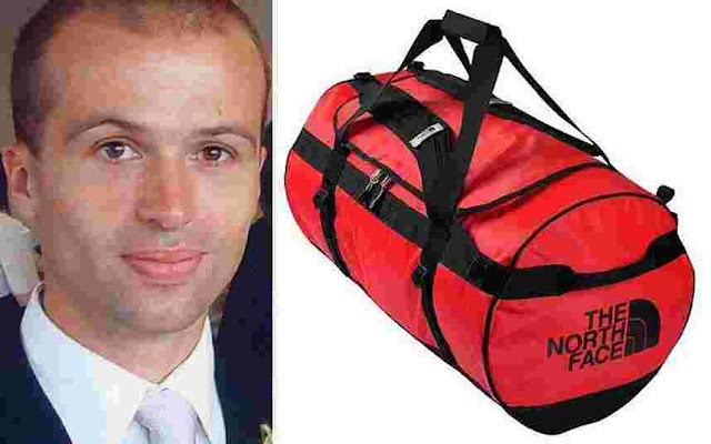Kasus Penemuan Mayat Gareth Williams di dalam tas olah raga