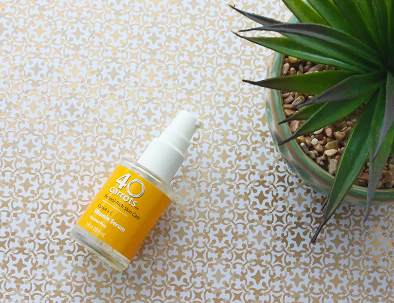 20s skincare must have 40 carrots carrot c vitamin serum review