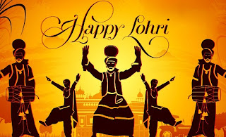 Happy Lohri Images HD