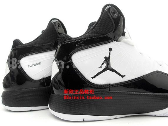 quality design 7d737 eac7b ... the upcoming Air Jordan 2011 A-Flight White/Black Sneaker with Flywire  Technology, what do you guys think of these kicks right here.