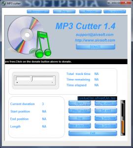 تحميل برنامج mp3 cutter كامل
