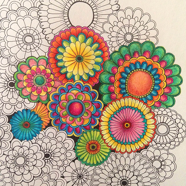 Latelife Musings National Coloring Book Day