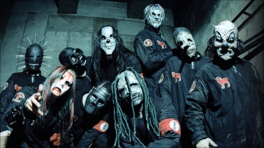 Topeng Slipknot Era Iowa