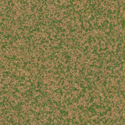 Tileable patchy grass for games