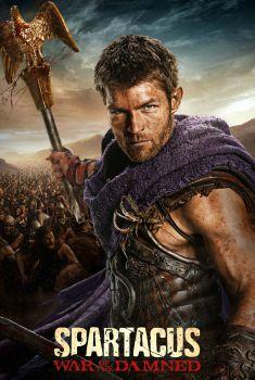 Spartacus 4ª Temporada Torrent - BluRay 720p Dual Áudio