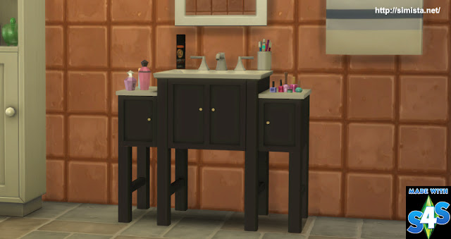 Fancy Sink Simista A Little Sims 4 Blog