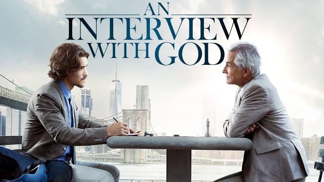 Una entrevista con Dios (2018) Web-DL 720p Latino-Ingles