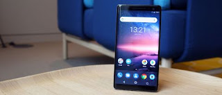 afterwards besides many expected names similar Nokia  Nokia 8 Sirocco launched inwards MWC 2018