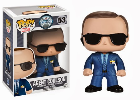 Marvel's Agents of S.H.I.E.L.D. Pop! Vinyl Figure by Funko - Agent Coulson