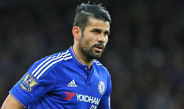 BREAKING: Diego Costa left out of Chelsea's Champions League squad (See Chelsea Champions League Full Squad)